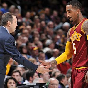 J.R. Smith on David Blatt's firing: Someboday will give him a shot