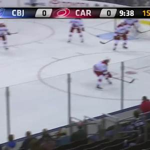 Carolina Hurricanes at Columbus Blue Jackets - 10/01/2014