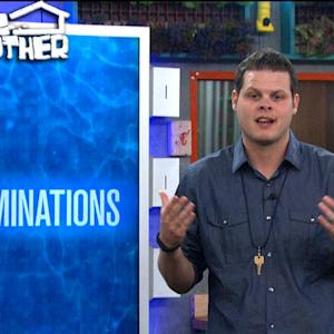 Big Brother - Final Four Nomination Ceremony