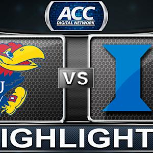Kansas vs Duke | 2013 ACC Basketball Highlights