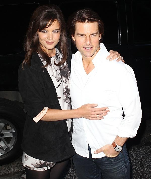 Tom Cruise Treated Katie Holmes Like A Puppet &#x2014; New Report