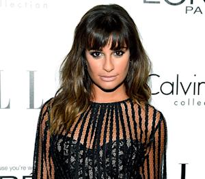 "Lea Michele Laughs Off Pregnancy Rumors: ""I've Finally Made It!"""