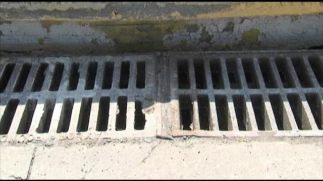 Man Stuck in Drainage Pipe for Two Days