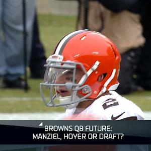 Manziel wants to stay in Cleveland