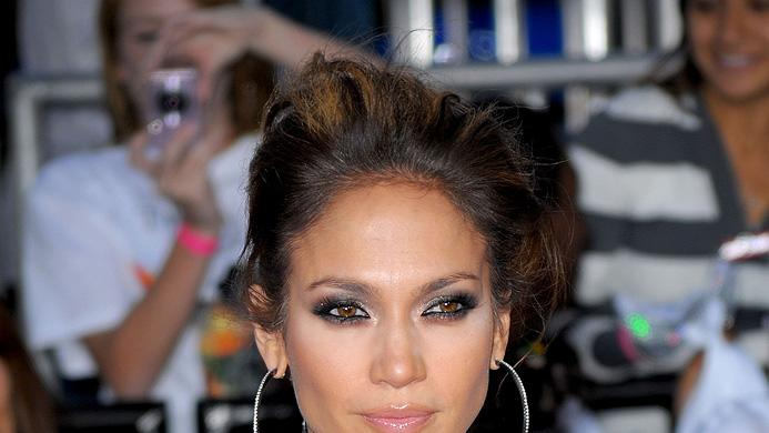 Michael Jackson's This Is It LA Premiere 2009 Jennifer Lopez