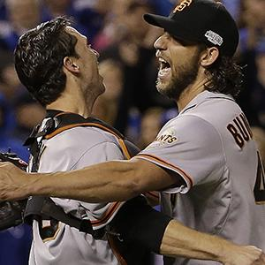 Giants Win World Series, Bumgarner MVP