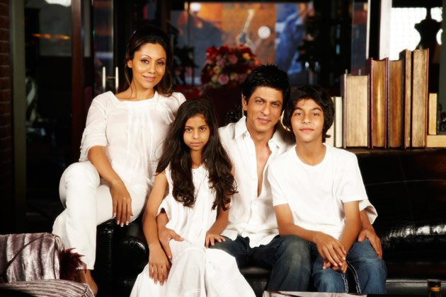 SRK, Gauri and some secrets
