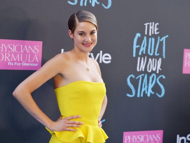 Shailene Woodley: 'The Future Of Food Is Insects'