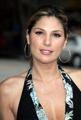 Daisy Fuentes at the Los Angeles premiere of New Line's The Notebook