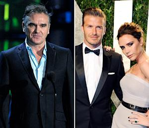 "Morrissey Slams Victoria and David Beckham: ""They Are Insufferable to Anyone of Intelligence"""