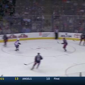 Sergei Bobrovsky Save on Mark Fraser (13:35/2nd)