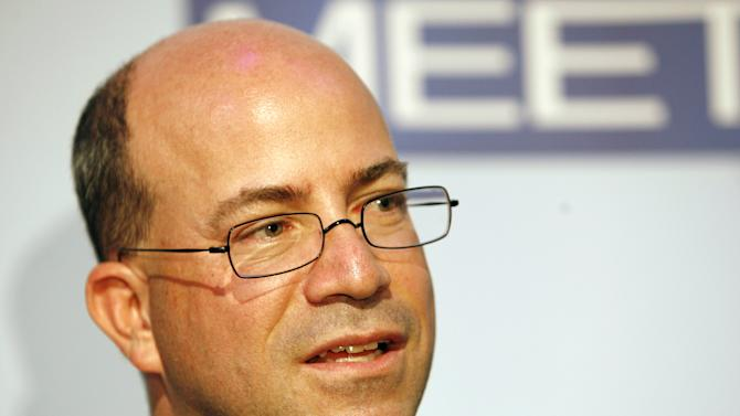 Ex-NBC Universal head Zucker named new CNN chief