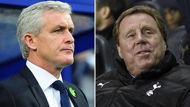Mark Hughes is set to be replaced as Queens Park Rangers (QPR) boss by Harry Redknapp