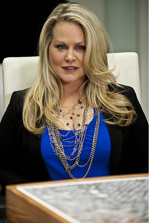 "Beverly D'Angelo stars in ""Entourage."""