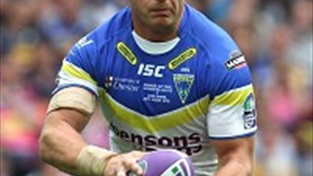 Garreth Carvell scored a try as Warrington defeated Widnes