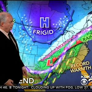 KDKA-TV Morning Forecast (12/19)