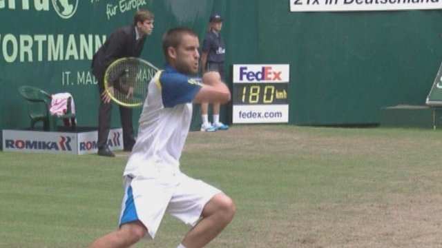 Gasquet-Youzhny, gli highlights