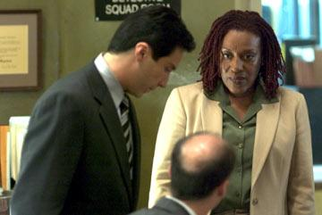 Benito Martinez and CCH Pounder FX's The Shield