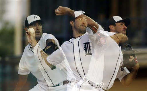 Verlander gives up 3 HRs, Astros down Tigers