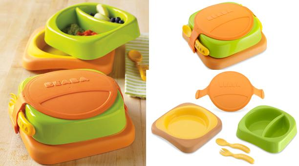 Day Care–Ready Lunch Box