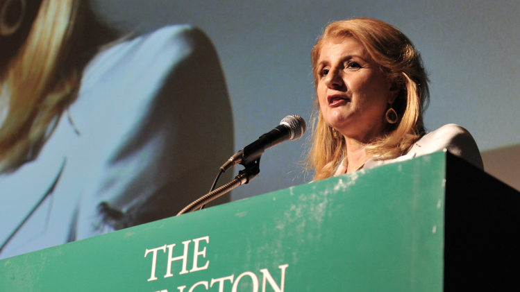 HuffPost Live Has 92M Monthly Views, Arianna Huffington Says