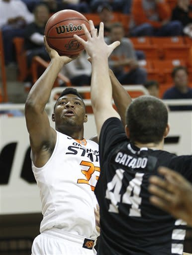 No. 20 Cowboys ease past Portland State 81-58