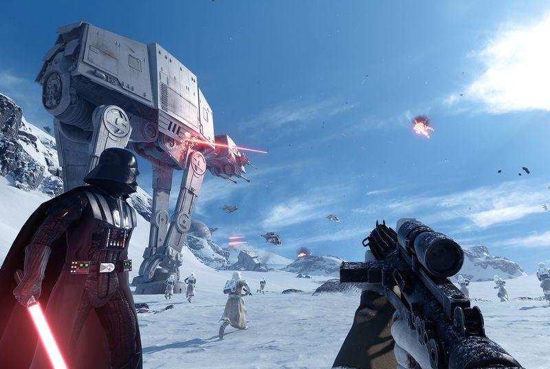 Star Wars: Battlefront's multiplayer beta launches early next month