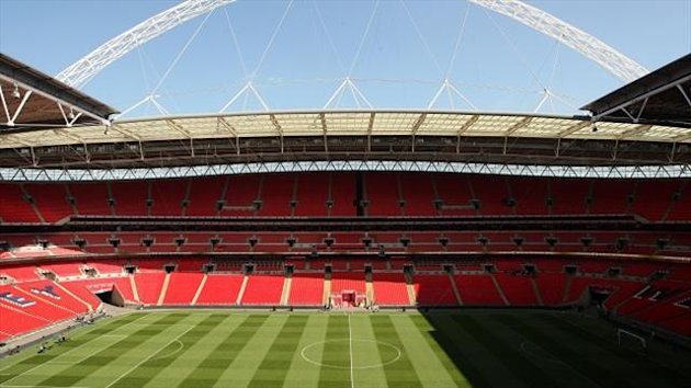 England will play Germany and Chile at Wembley in November