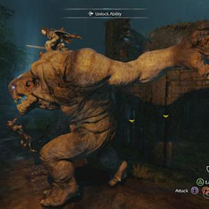 Beast Master Gameplay - Middle-earth: Shadow of Mordor