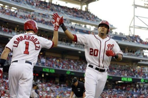 Zimmermann wins 10th, Nats top Oswalt, Rockies 5-1