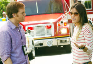 Michael C. Hall, Jennifer Carpenter | Photo Credits: Randy Tepper/Showtime