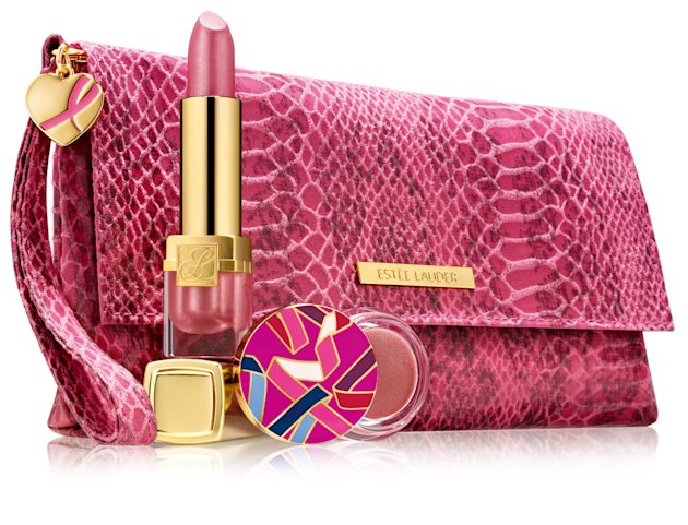 Este Lauder Evelyn Lauder and Elizabeth Hurley Dream Lip Collection