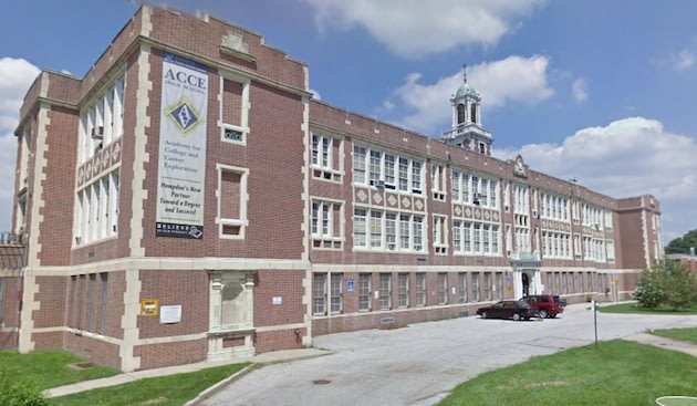 Baltimore's ACCE High School — Google Maps