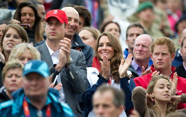 PHOTOS Nicolas Canteloup sincruste entre Kate et William