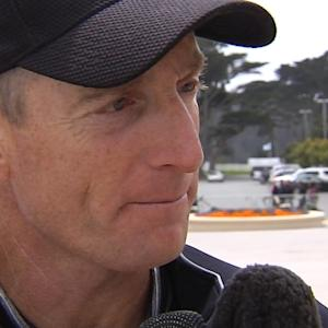 Jim Furyk interview after the Round of 16 of Cadillac Match Play