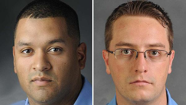 Two Houston police officers accused of cocaine conspiracy
