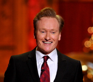 Conan O'Brien to Host White House Correspondents Dinner
