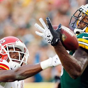 Kansas City Chiefs vs. Green Bay Packers preseason highlights
