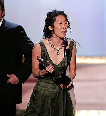 Sandra Oh of Sideways