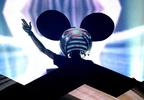 Deadmau5 Previews New Songs