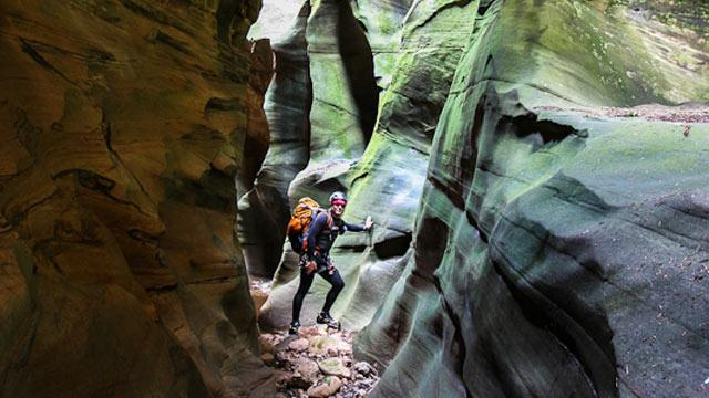 Canyoneering to the Depths of America's Last Uncharted Land
