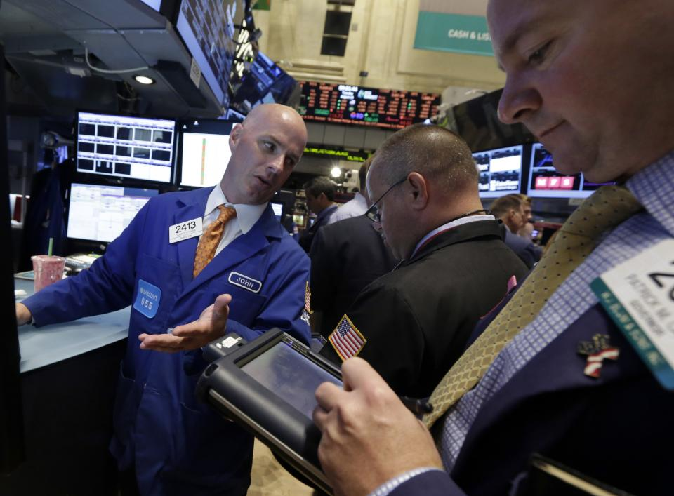 Why the stock market is having a chilly August