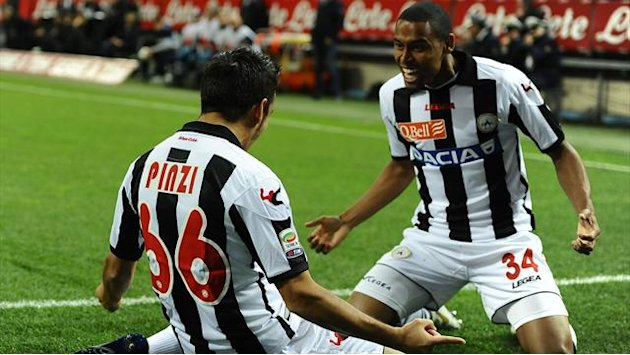 Serie A - Udinese-show a San Siro:  Europa League