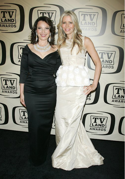 Fran Drescher and Aviva D …