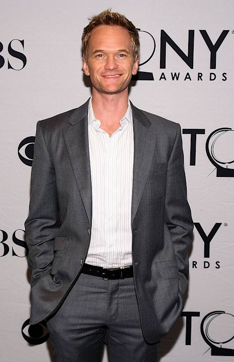 NeilP Atrick Harris Tony Awards Party