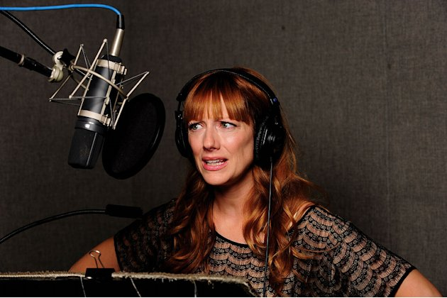 "Judy Greer (voice of Cheryl) in ""Archer."""