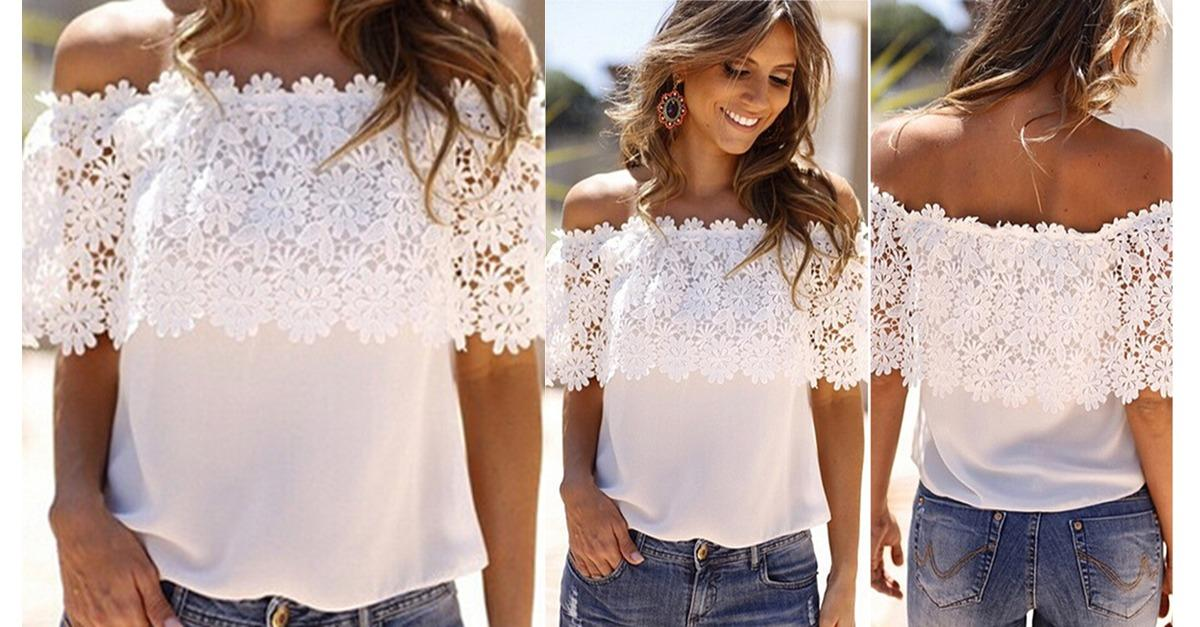 Stylish Women's Tops From $5
