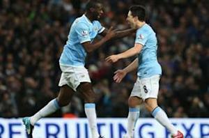 Nasri eyes cure for Man City travel sickness