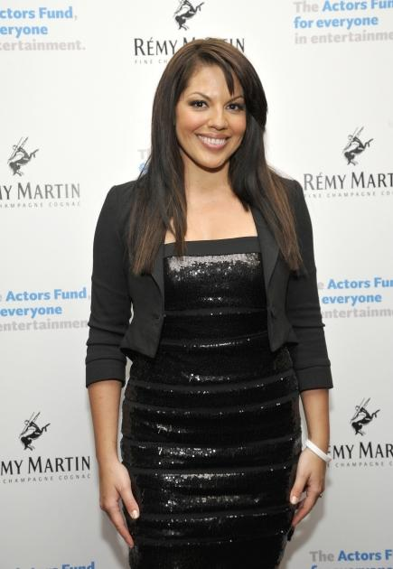Sara Ramirez attends Grey's Anatomy: The Songs Beneath The Show after party hosted by Remy Martin VSOP, Los Angeles, on March 18, 2012 -- Getty Premium