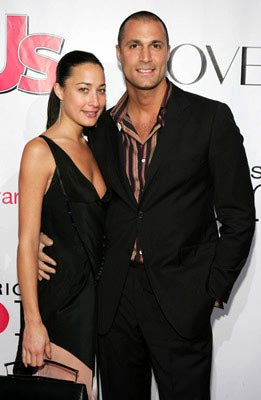 "Nigel Barker and guest ""America's Next Top Model"" Season Three Finale Party - 12/15/2004 Nigel Barker"